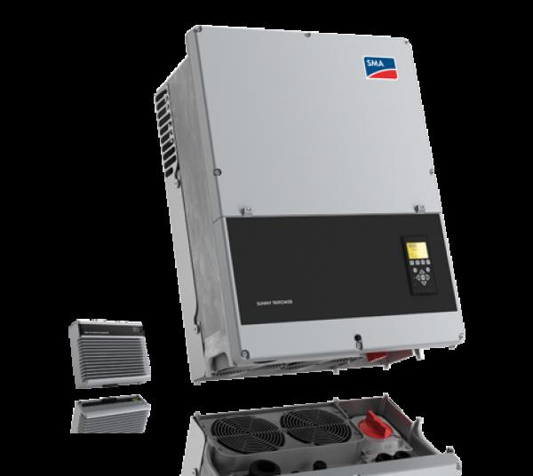 Sma Sunny Tripower 60 10 Sma Solar Inverter Europe