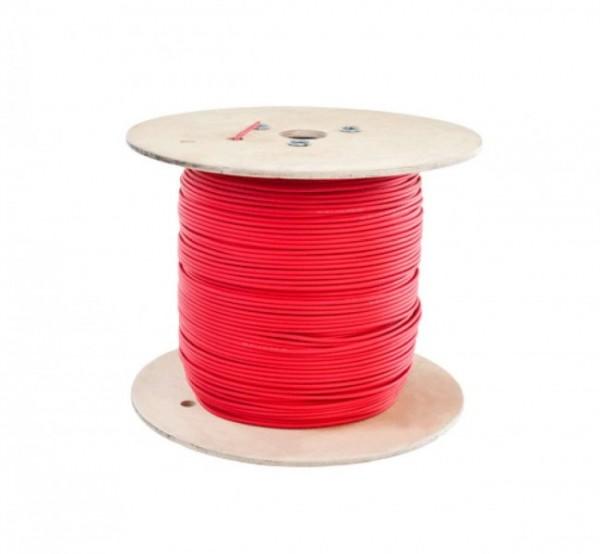 SOLARFLEX®-X PV1-F – 1x6mm² - [500 meters red]