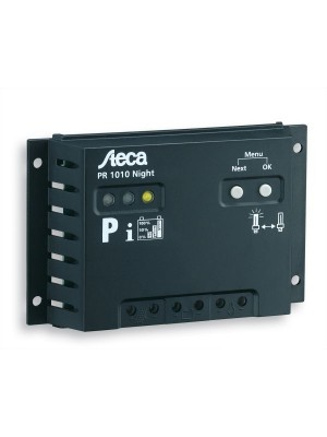 Steca PR1010N - 12/24V 10/10A Solar Charge Regulator