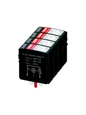 SMA DC Overvoltage Protection Type II